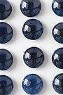 Natural Blue Sapphire 8mm 10 Pieces Lot Cabochon Round Blue Color Top Quality Loose Gemstone