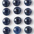 Natural Blue Sapphire 8mm 10 Pieces..